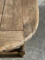 Super Rustic French Oval Farmhouse Dining Table (18 of 36)