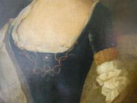18th Century Portrait Painting (3 of 9)