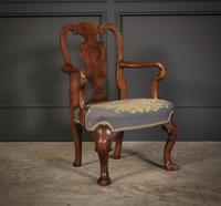 Small Queen Anne Style Childs Chair (4 of 9)