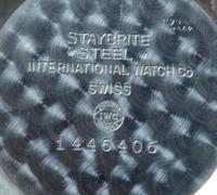 1956 IWC Automatic Wristwatch (5 of 6)