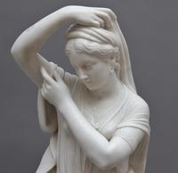 19th Century Parian Figure of a Greek Lady (5 of 7)