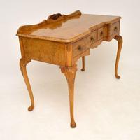 Antique Burr Walnut Server Side Table (7 of 11)