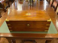 Mid 19th Century Mahogany Writing Box (7 of 7)