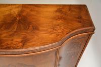Antique Burr Walnut Cabinet / Sideboard (4 of 11)