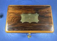 Victorian Rosewood Medicine Box (3 of 15)
