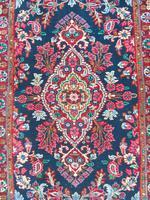 Antique Mohajeran Saroukh Runner Carpet (2 of 8)