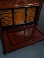 Antique Biedermeier Secrétaire à Abattant (11 of 15)