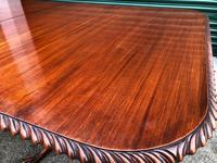Quality Mahogany Extending Dining Table (14 of 15)