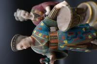 Charming Pair of Early 20th Century Meissen Figures in Oriental Garb (9 of 9)