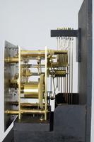 Gillett & Johnston, Westminster Chiming Mahogany Grandmother Clock (9 of 11)
