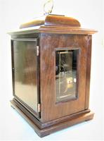 Outstanding 1952 English Westminster Chime Presentation Bracket Clock (5 of 9)