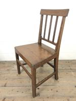 Set of Three 19th Century Farmhouse Chairs (6 of 9)