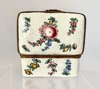 Immaculate Bilston Box c.1800 (3 of 8)