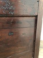 Large Antique 18th Century Welsh Oak Press Cupboard (M-808) (17 of 18)