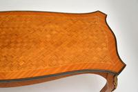 French Inlaid Parquetry Coffee Table c.1930 (4 of 8)