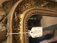 Original Victorian Gilt Mirror (8 of 13)