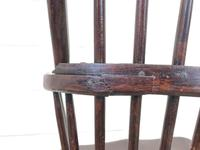 19th Century Elm & Ash Windsor Chair (9 of 11)