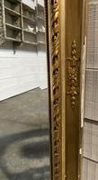 Large French Gilt Wall Mirror (5 of 15)