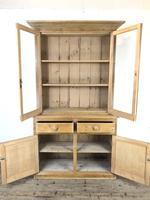 Victorian Antique Pine Glazed Dresser (3 of 8)