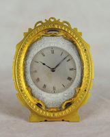 Strutt Clock by J W Benson in the manner of Thomas Cole