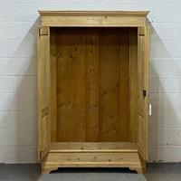 Old Continental Pine Knock Down Double Wardrobe (2 of 4)