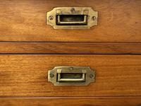Very Rare Double Military Chest of Drawers (13 of 21)