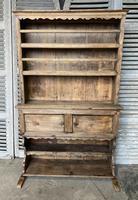 French primitive Early Oak Dresser