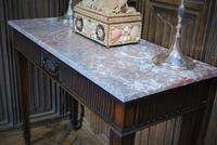 Antique Adam Style Mahogany Console / Hall Table (2 of 5)
