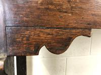 Antique 18th Century Welsh Oak Pot Board Dresser (9 of 26)