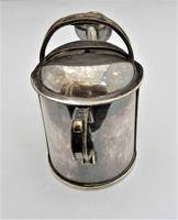 Victorian, Epns Novelty Watering Can Scent/perfume Bottle, C1900 (5 of 9)