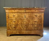 Large Louis Philippe Walnut Commode (2 of 12)