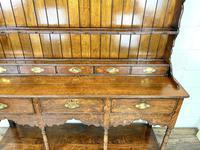 Antique Welsh Oak Pot Board Dresser (6 of 10)