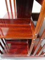 Fine English Revolving Bookcase (5 of 6)