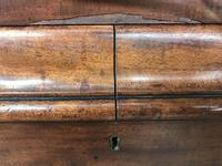 Large Victorian Single Door Mahogany Wardrobe with Mirror (2 of 11)