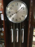 Art Deco Eight Day Chiming Longcase Clock, Fabulous Piece (10 of 13)