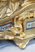 French Napoleon III Bronze Gilt Mantel Clock by Miroy Freres (9 of 13)