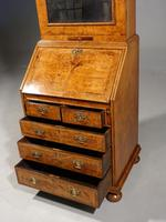 Small Early 20th Century Queen Anne Style Cabinet (2 of 5)