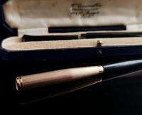 Art Deco 9ct Gold Cigarette Holder, Boxed (5 of 10)