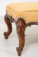 Good Rosewood Victorian Stool (4 of 7)