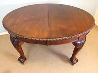 Wonderful Antique Victorian Mahogany Extending Dining Table (9 of 15)