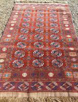 Good Tekke Turkman Carpet c.1930 (3 of 8)