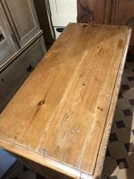Antique Pine Two Over Two Chest of Drawers (3 of 10)
