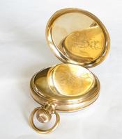 Antique Waltham Pocket Watch - 1918 (5 of 6)