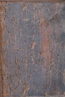 18th Century Painted Pine Coffer (8 of 28)
