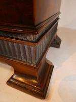 Early 19th Century Mantel Clock by Maples & Co (7 of 9)