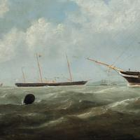 H.M.S. Topaze by George Mears (2 of 11)