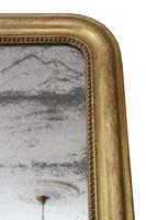 19th Century Large Quality Gilt Overmantle or Wall Mirror (3 of 7)