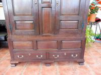 Country Oak Press Cupboard 1730 (2 of 10)