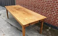 French Fruitwood Kitchen Dining Table (7 of 15)
