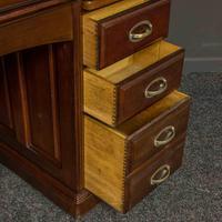 Early 20th Century Mahogany Desk (15 of 15)
